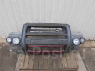 Бампер. Land Rover Freelander, L314 Двигатели: 18K4F, 20T2N, 204D3, 25K4F