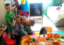 Английский язык для детей от 3 лет (1)Топограф, 2) р-н пл. Серышева)