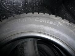 Continental ContiIceContact. Зимние, шипованные, 2011 год, износ: 20%, 4 шт