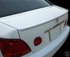 Обвес кузова аэродинамический. Toyota Aristo, JZS160, JZS161