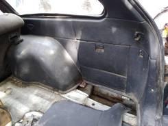Обшивка багажника. Subaru Leone