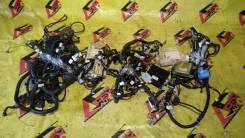 Электропроводка. Toyota Mark II, JZX110 Двигатель 1JZGTE