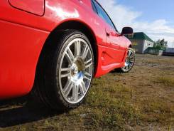 Комплект колес Sparco Racing NS-6 + резина 245/35/19. 8.5x19 5x114.30 ET38 ЦО 73,1мм.