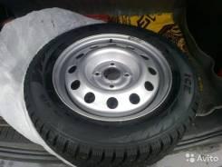 Продам колеса. 6.0x15 4x108.00 ET52.5 ЦО 63,3мм.