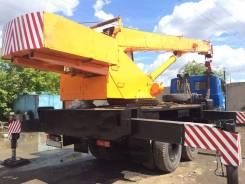 Галичанин КС-55713. Продается Автокран Галичанин 25 тонн стрела 21 метров, 243 куб. см., 25 000 кг., 21 м.