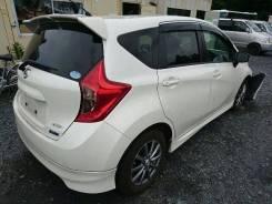 Обвес кузова аэродинамический. Nissan Note, E12, NE12, HE12
