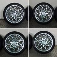 Sakura Wheels. 8.0x17, 5x114.30, ET35, ЦО 73,1мм.