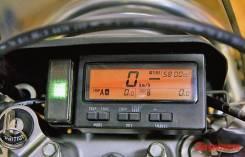 Приборка Suzuki Djebel 250 XC