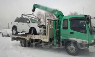 Эвакуатор(кран-манипулятор, платформа) снятия с автовоза!