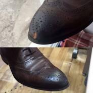Реставрация обуви любой сложности