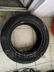 Dunlop SP Winter ICE 01. Зимние, шипованные, 2014 год, износ: 30%, 1 шт