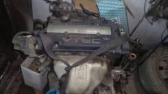 Двигатель в сборе. Honda Torneo, CF4 Двигатель F20B