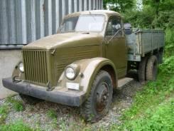 ГАЗ 51. Продается грузовик ГАЗ-51, 3 500 куб. см., 2 500 кг.