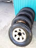 Bridgestone Winter Dueler DM-Z2. Зимние, без шипов, износ: 10%, 4 шт