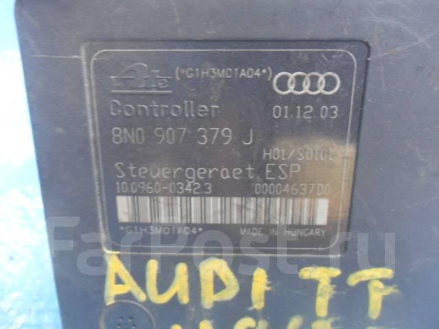 Блок abs. Audi TT, 8N Двигатель AUQT