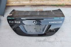 Крышка багажника. Mercedes-Benz CLK-Class