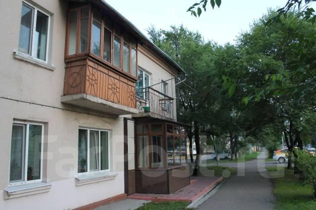 2-комнатная, улица Некрасова 156А. Центр, агентство, 41 кв.м. Дом снаружи