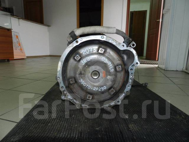 АКПП. Toyota Granvia, RCH11 Toyota Grand Hiace, RCH11 Toyota Regius, RCH41 Двигатель 3RZFE