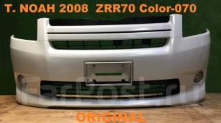 Бампер. Toyota Noah, ZRR70G, ZRR75G, ZRR70W, ZRR70, ZRR75, ZRR75W Двигатель 3ZRFE