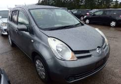 Nissan Note. E11 NE11, HR15