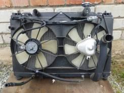 Радиатор охлаждения двигателя. Toyota Camry, ACV30L, ACV35, ACV30 Двигатель 2AZFE
