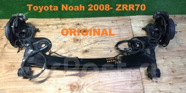 Балка поперечная. Toyota Noah, AZR60, AZR65, ZRR80, ZRR70, ZRR75, ZRR70G, ZRR70W, ZWR80 Toyota Voxy, AZR60, ZRR75, ZWR80, ZRR80, ZRR70, AZR65 Двигател...