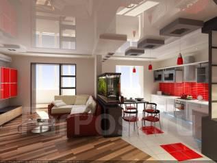 Дизайн и ремонт квартир частичный и под ключ