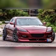 Губа. Mazda RX-8