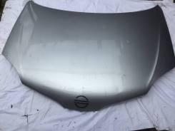 Капот. Nissan Primera
