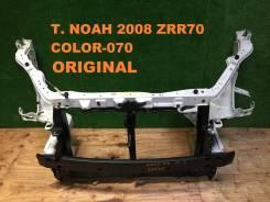Рамка радиатора. Toyota Voxy, ZRR70, ZRR75 Toyota Noah, ZRR70, ZRR75 Двигатели: 3ZRFE, 3ZRFAE