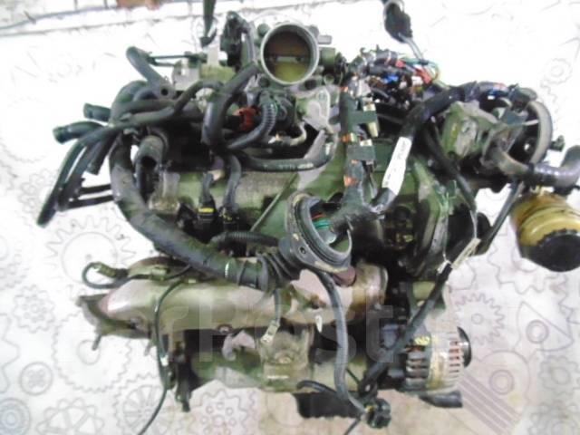 Контрактный (б у) двигатель Киа Соренто 2005 г. G6CU 3,5 л бензин