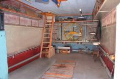 Гаражи капитальные. улица Павловского 8, р-н Амурсталь, 78 кв.м., электричество, подвал. Вид изнутри
