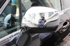 Накладка на зеркало. Subaru Forester, FA20F, SJ5, SJ9, SJG Двигатели: FA20, FA20F, FB20, FB20B, FB25B