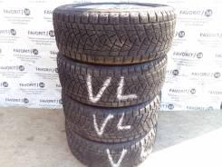 Bridgestone. Зимние, без шипов, 2007 год, износ: 10%, 4 шт