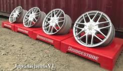 Bridgestone. 7.0x17, 5x100.00, 5x114.30, ET50, ЦО 72,7мм.