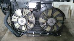 Радиатор охлаждения двигателя. Toyota Estima, MCR30 Toyota Voxy