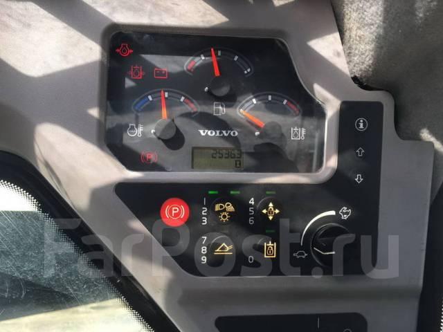 Volvo. MC70C.2013г. - Мини-погрузчик., 705 кг.