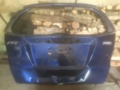 Дверь багажника. Honda Fit, GE8 Двигатель L15A