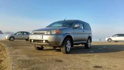 Honda HR-V. вариатор, 4wd, 1.6 (105 л.с.), бензин, 130 тыс. км