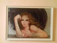 Картина из бисера ручной работы!