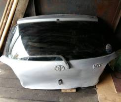 Дверь багажника. Toyota Vitz, SCP10 Двигатель 1SZFE