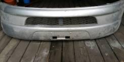 Бампер. Toyota Vitz, SCP10 Двигатель 1SZFE
