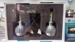 Лампа светодиодная головного света Н7 12V 30W 6200K 3200lm (комплект)