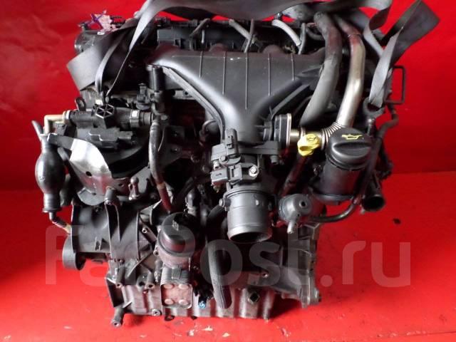 Двигатель 2.0D RHR на Citroen