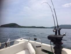 Морские прогулки, рыбалка, доставка на острова. 5 человек, 50км/ч