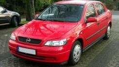 Корректировка пробега Opel Astra G