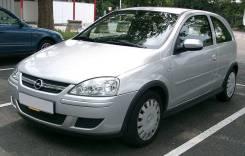 Корректировка пробега Opel Corsa C