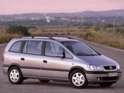 Корректировка пробега Opel Zafira A