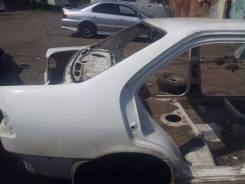 Задняя часть автомобиля. Nissan Sunny, FB14