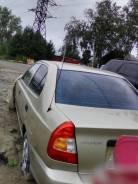Дверь боковая. Hyundai Accent, Sedan Hyundai Elantra